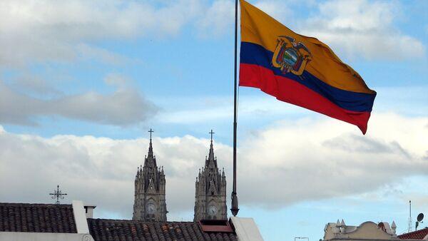 La bandiera ecuadoregna - Sputnik Italia