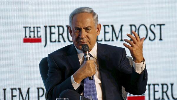 Il premier israeliano Benjamin Netanyahu - Sputnik Italia