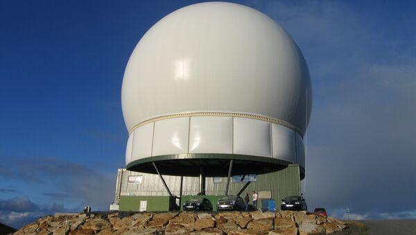 Stazione radar Globus II in Norvegia - Sputnik Italia