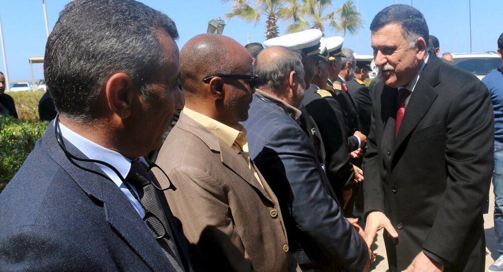 Il governo libico arriva a Tripoli