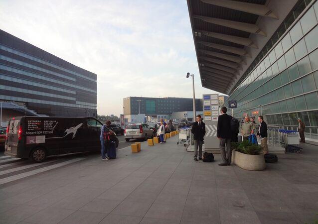Aeroporto a Varsavia
