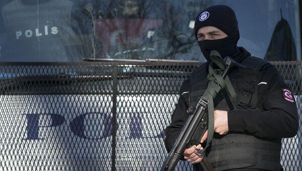 Poliziotto turco - Sputnik Italia