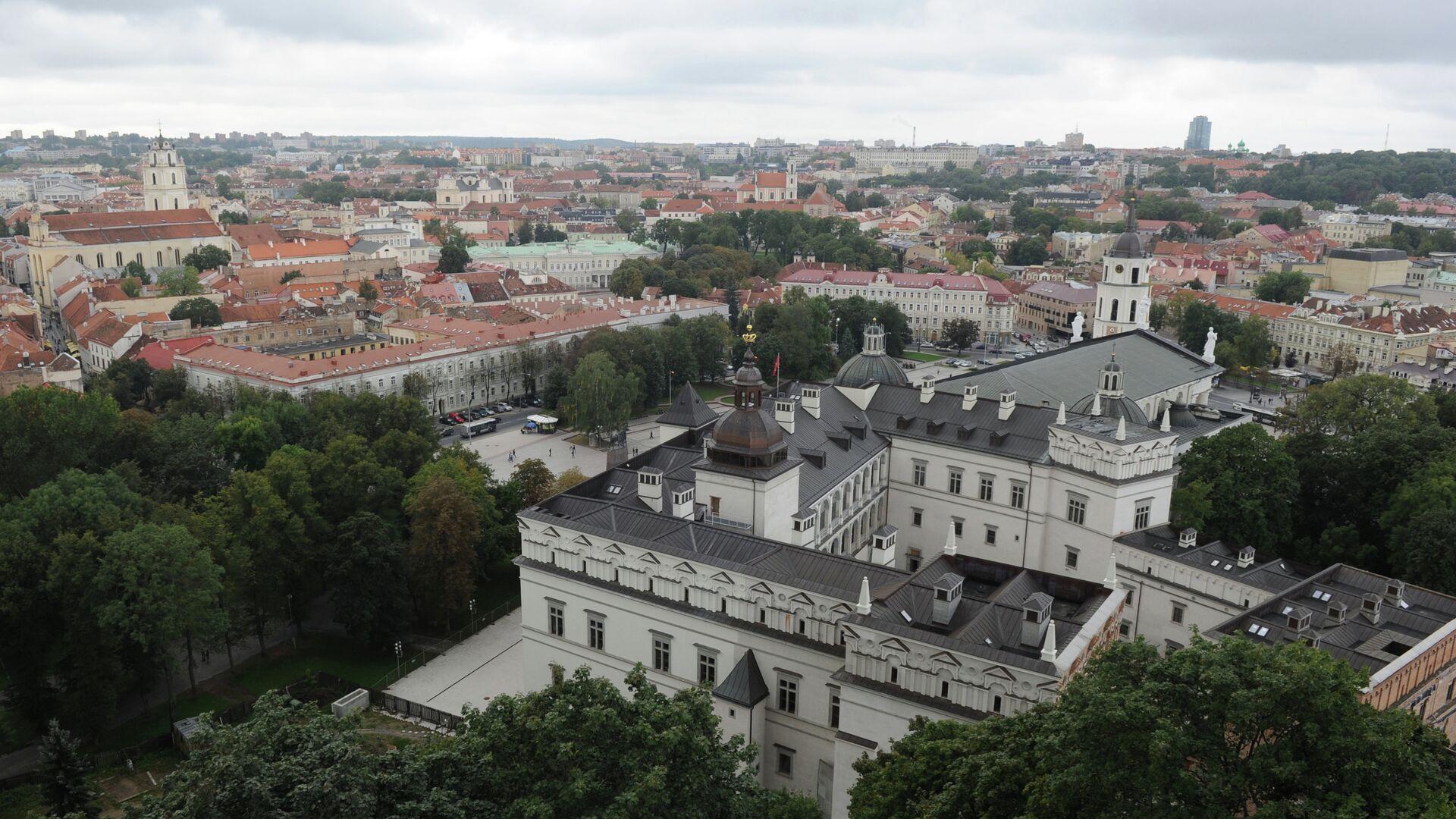 Vilnius, capitale della Lituania - Sputnik Italia, 1920, 23.05.2021