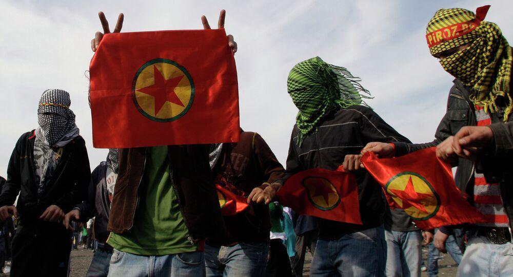 Militanti del PKK