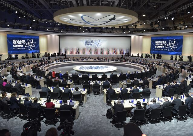 Summit sulla sicurezza nucleare 2016, Washington