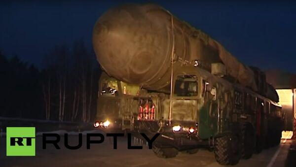 20 Topol partecipano alle esercitazioni militari - Sputnik Italia