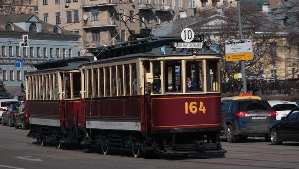 Un tram di nome Mosca - Sputnik Italia