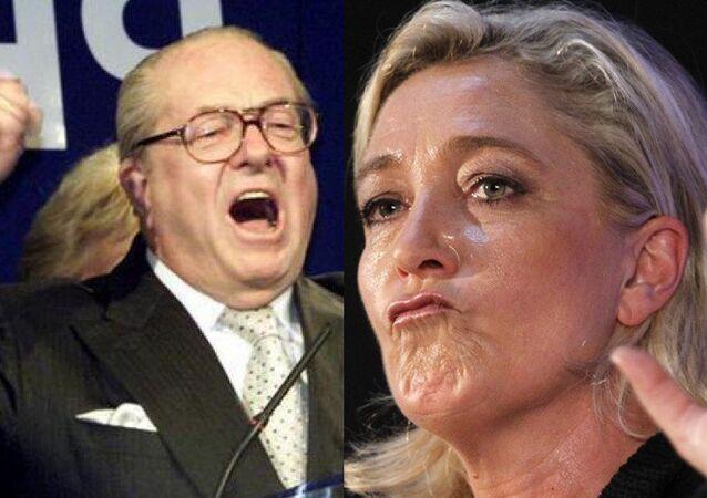 Jean Marie Le Pen e`dichiarato pronto a sacrificarsi per il futuro del movimento