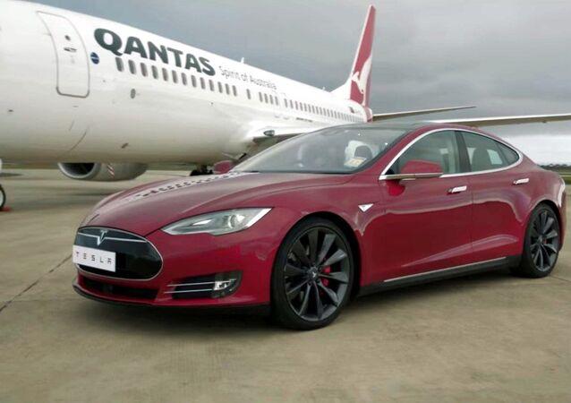 Tesla vs. Boeing