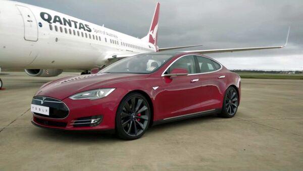 Tesla vs. Boeing - Sputnik Italia
