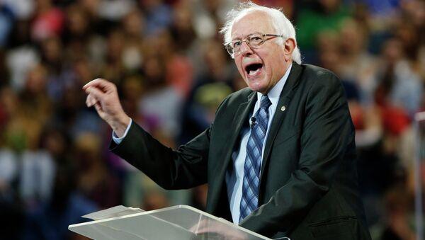 Il Senatore Bernie Sanders,  - Sputnik Italia