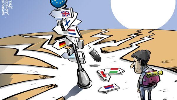 Crisi dei migranti - Sputnik Italia