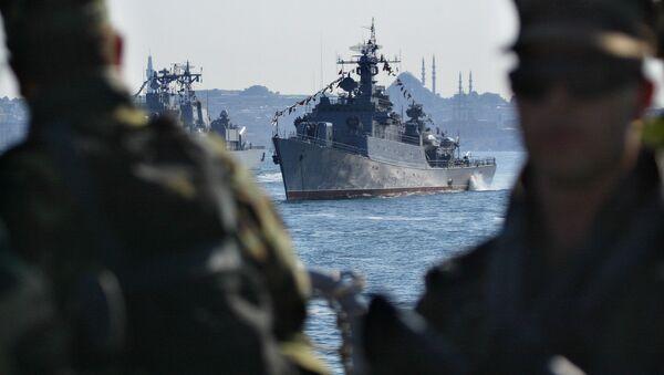 Nave della Marina turca TCG Salihreis - Sputnik Italia