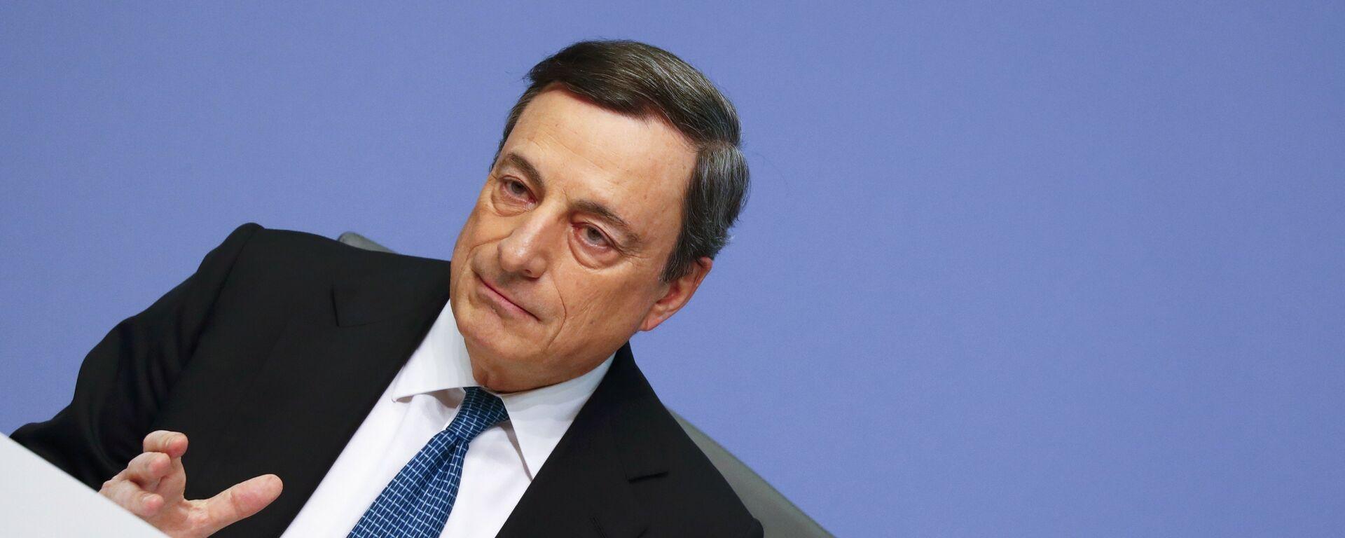 Mario Draghi - Sputnik Italia, 1920, 12.04.2021