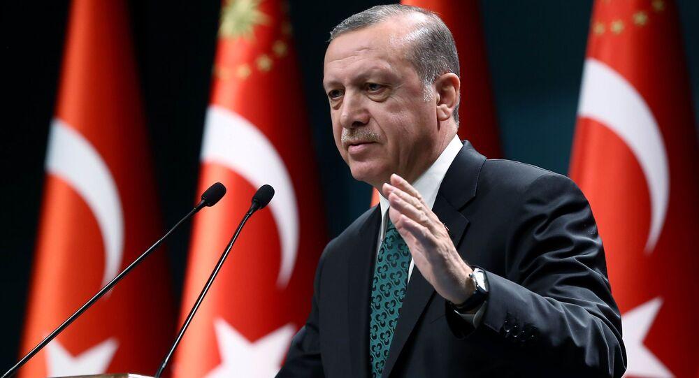 Presidente Erdogan