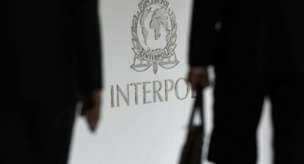 Logo Interpol