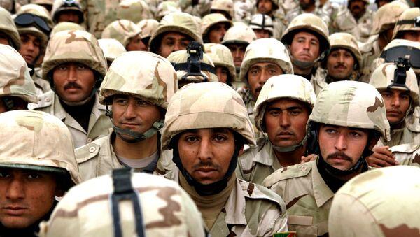 Esercito regolate iracheno a Mosul - Sputnik Italia