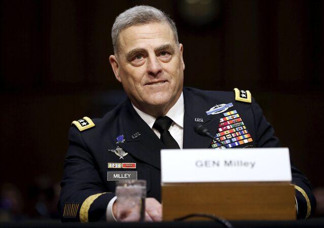 Generale dell'esercito USA Mark Milley