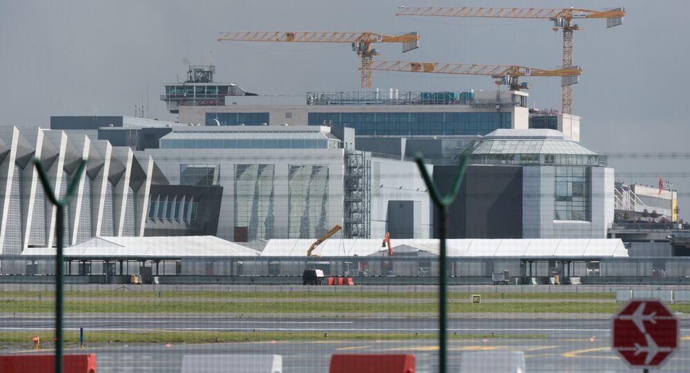 L'aeroporto di Zaventem