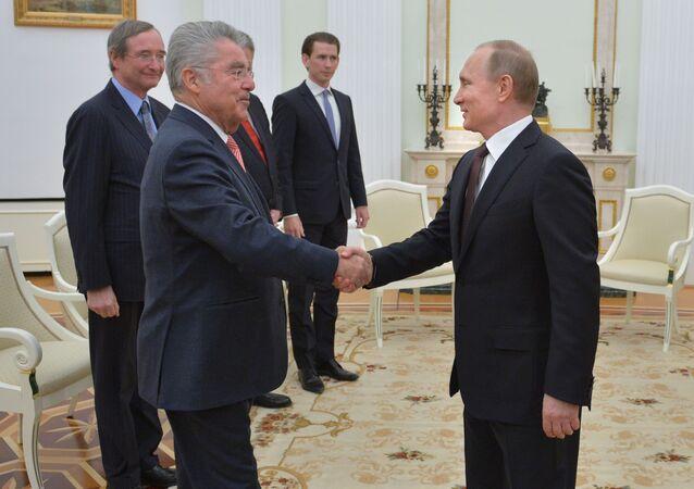 Putin e Fisher