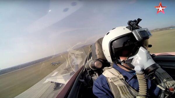 Caccia MiG-29 - Sputnik Italia