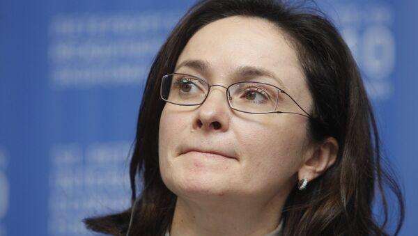 Elvira Nabiullina, governatore della Banca Centrale della Russia - Sputnik Italia