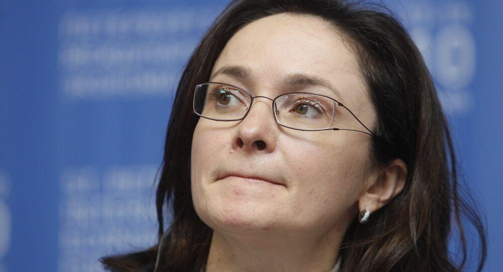 Elvira Nabiullina, governatore della Banca Centrale della Russia