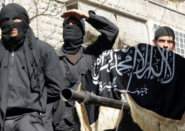 Combattenti di Al-Nusra