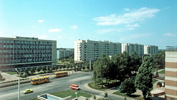 A view of Stavropol - Sputnik Italia