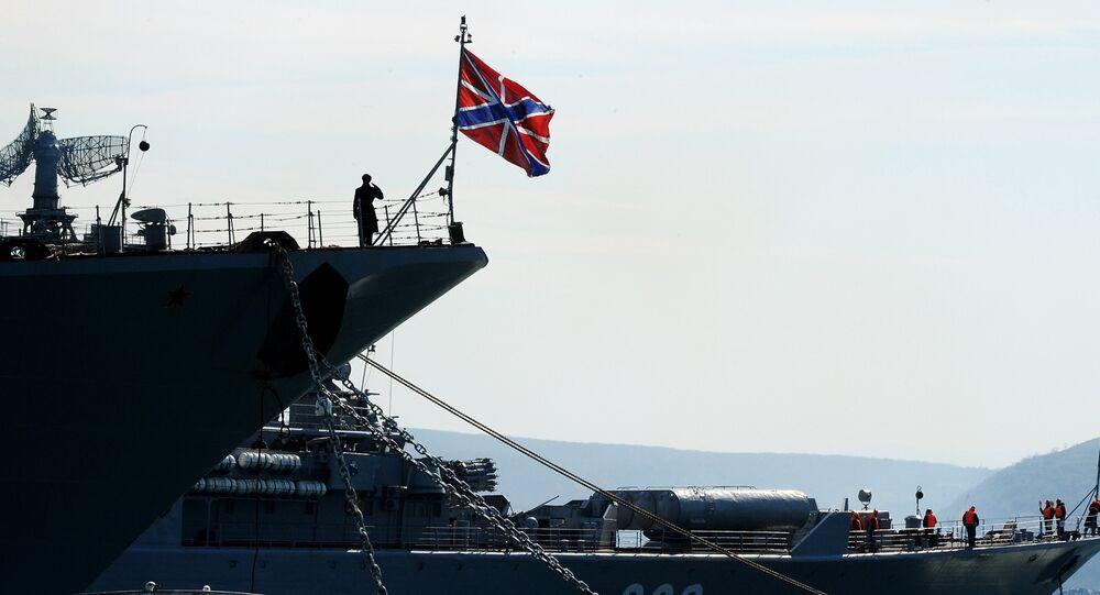 Navi della Marina Militare russa
