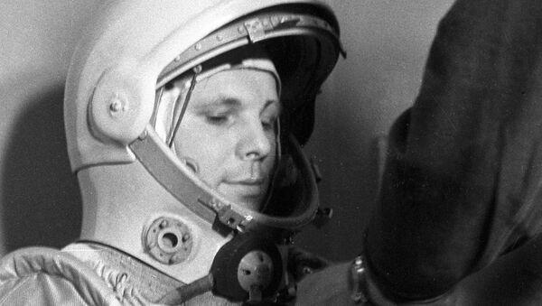 Gagarin prima del volo, 12 aprile 1961 - Sputnik Italia