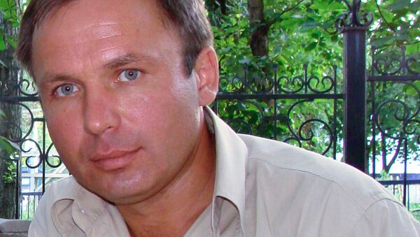 Pitola russo Konstantin Yaroshenko - Sputnik Italia