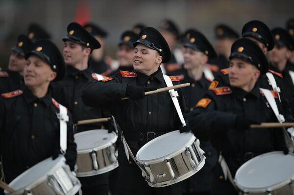 Le prove della Parata del 9 maggio - Sputnik Italia