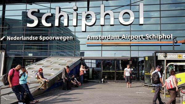 Aeroporto di Amsterdam - Sputnik Italia