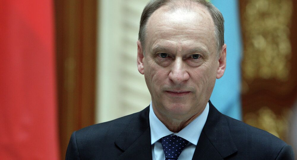 Nikolay Patrushev