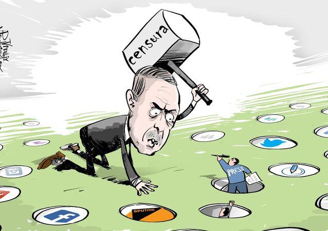 Erdogan chiude Sputnik