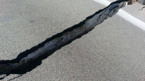 Viadotto crollato in Sicilia - Sputnik Italia