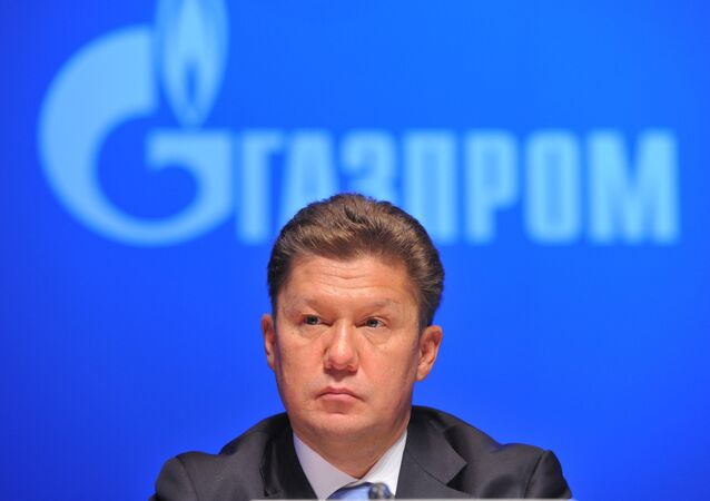 Numero uno di Gazprom Alexey Miller