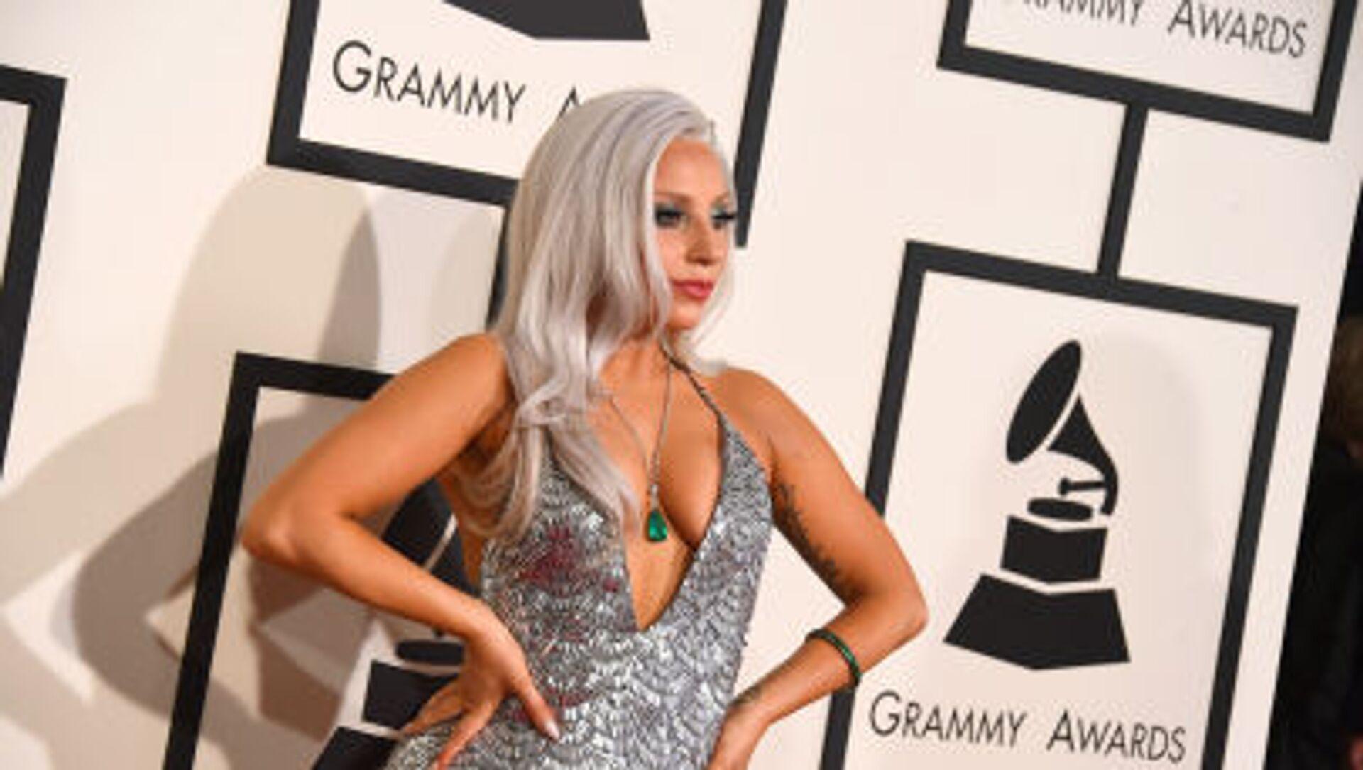 La cantante americana Lady Gaga - Sputnik Italia, 1920, 28.02.2021