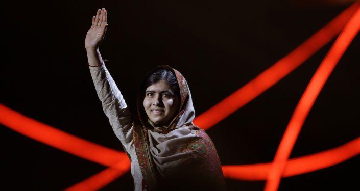 Malala Yousafzai, vincitrice del premio Nobel per la pace 2014