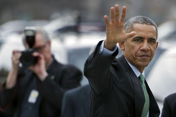 Barack Obama. - Sputnik Italia