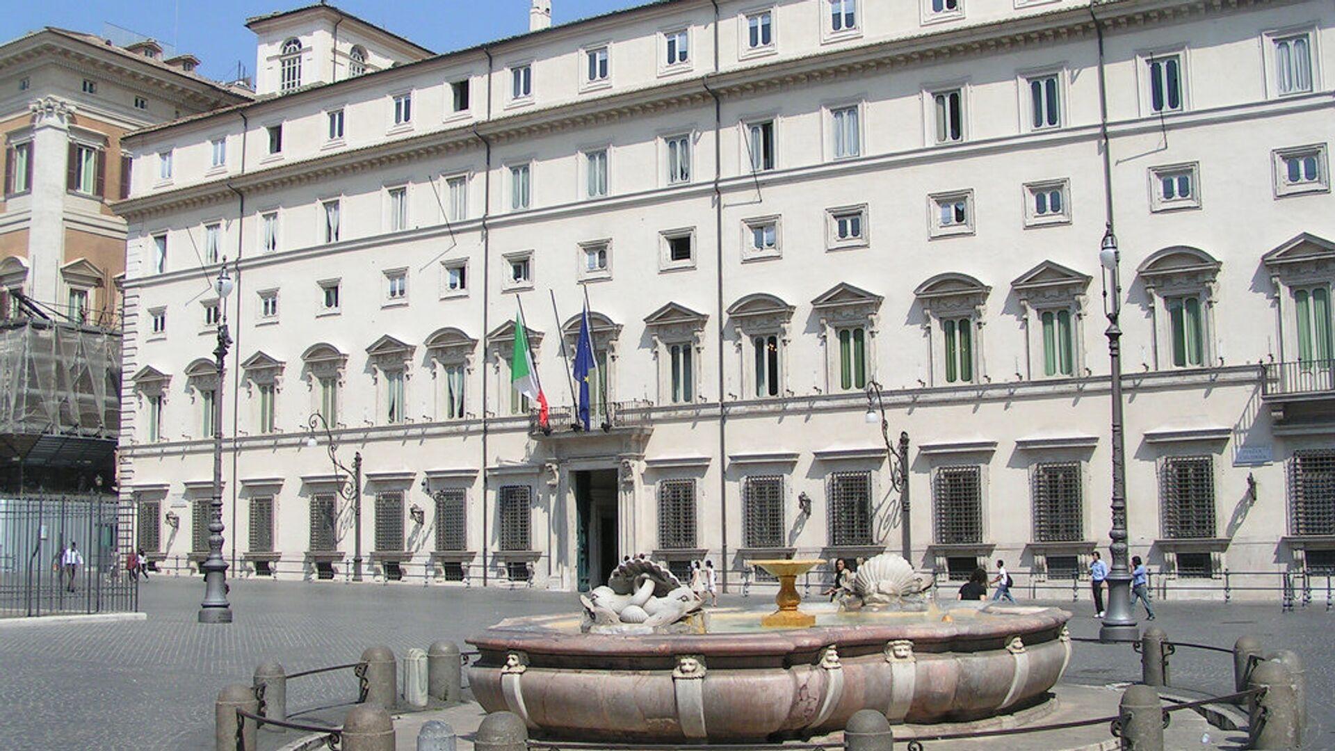 Palazzo Chigi - Sputnik Italia, 1920, 25.04.2021
