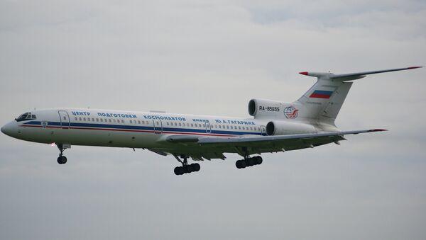 Cieli Aperti, aereo Tu-154M/LK-1 - Sputnik Italia
