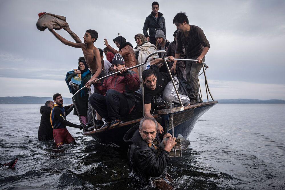 Il premio Pulitzer va al russo Sergey Ponomarev