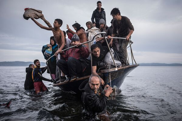 Il premio Pulitzer va al russo Sergey Ponomarev - Sputnik Italia