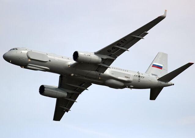 Tupolev Tu-214R