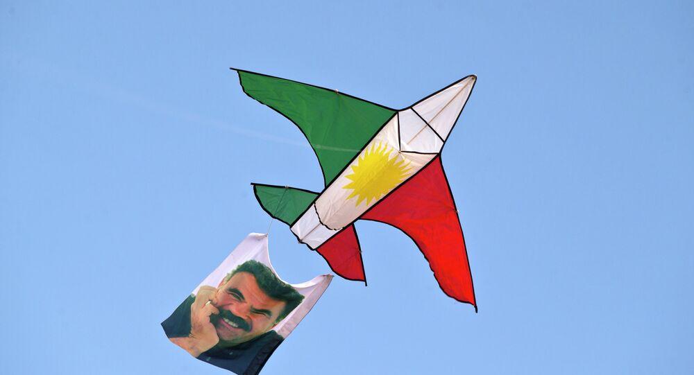 Ocalan, leader del partito curdo dei lavoratori