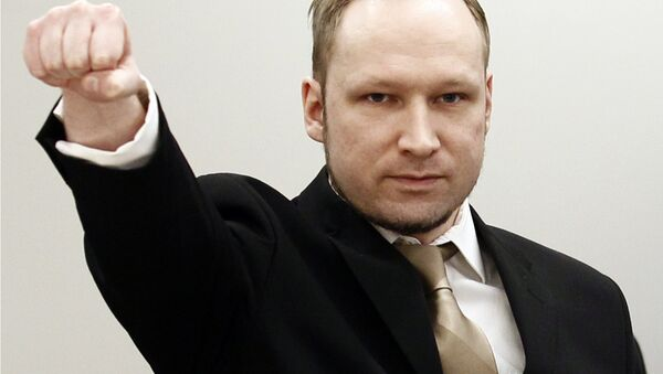 Anders Breivik was sentenced to 21 years in prison for carrying out deadly attacks in Norway in 2011. - Sputnik Italia