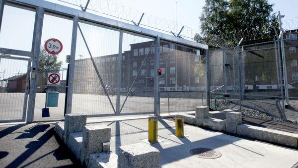 Prigione Ila di Anders Breivik in Norvegia - Sputnik Italia