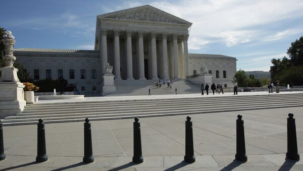 Corte suprema degli Stati Uniti - Sputnik Italia